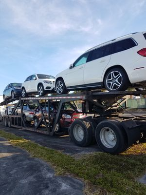 Car carrier Trailer for Sale in Miami Beach, FL