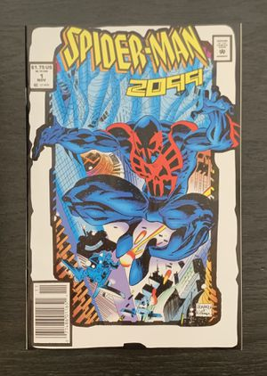 Spider-Man 2099 #1 - NM - 2nd Print HTF - Marvel Comics for Sale in Scottsdale, AZ