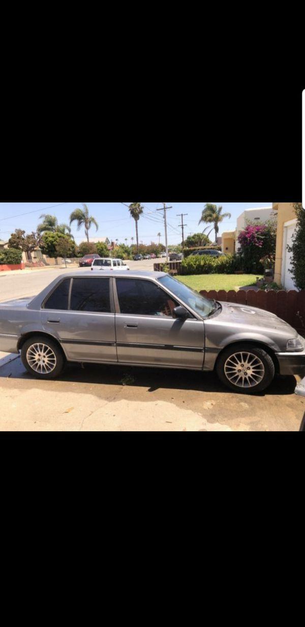 Automatic 1988 Honda Civic