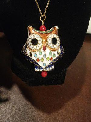 Owl Jewelry for Sale in Everett, WA
