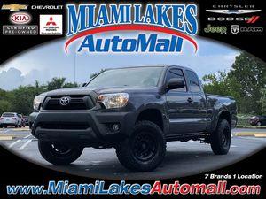 2015 Toyota Tacoma for Sale in Miami Gardens, FL
