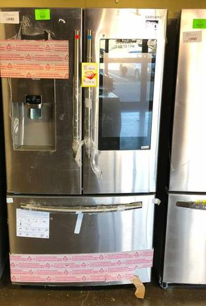 Brand New Samsung Family Hub Refrigerator (Model:RF265BEAESR) 03K1 for Sale in Dallas, TX