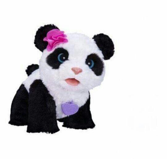 FurReal Panda Robot