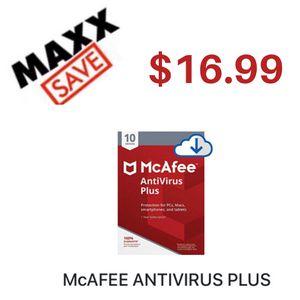 McAFEE for Sale in Dallas, TX