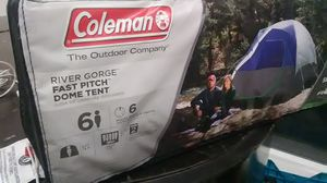 Coleman Camping tent for Sale in Hawthorne, CA