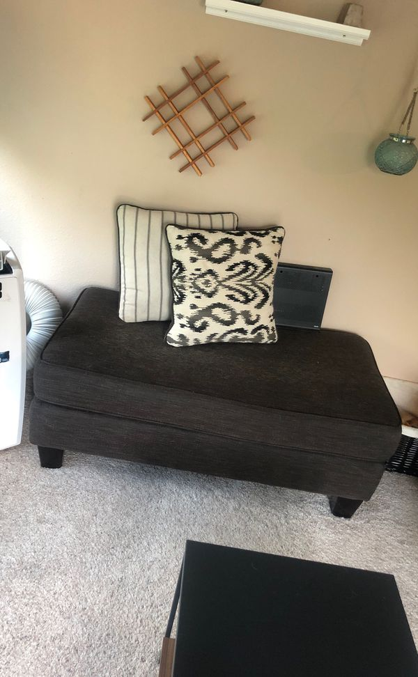FREE couch and ottoman