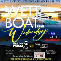 Wett Wednesday Boat Cruise for Sale in Oakland,  CA