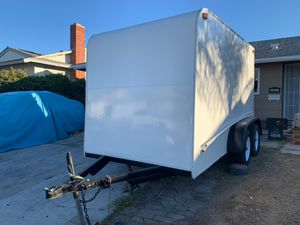 """Enclosed trailer 12"""" for Sale in San Diego, CA"""
