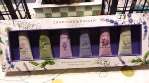 Crabtree and Evelyn lotion set for Sale in Mesa, AZ