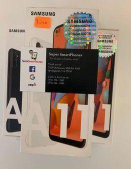 Samsung Galaxy A11 (New)