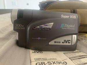Jvc vhs camcorder for Sale in Ewa Beach, HI