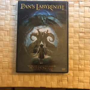 Pans labyrinth movie DVD CD for Sale in Long Beach, CA