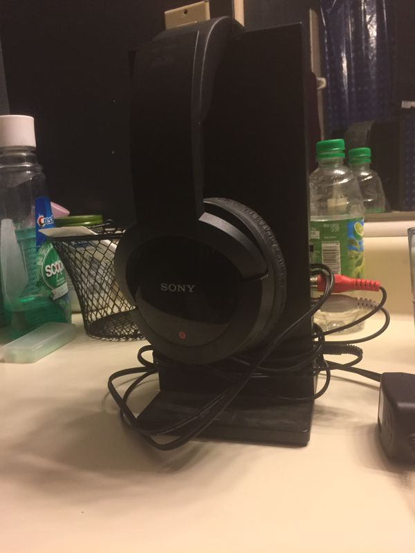 Wireless Sony earbuds!