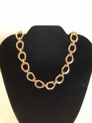 Necklace Gold Link for Sale in Seaside, CA