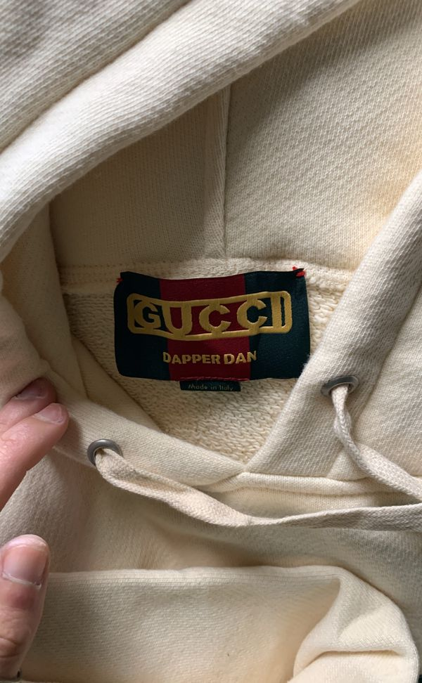 f5098737c Gucci dapper dan hoodie for Sale in Isla Vista, CA - OfferUp