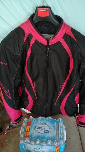 Cortech Large Women's motorcycle jacket for Sale in Denver, CO