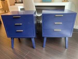 2 End Tables or nightstands for Sale in Seattle, WA