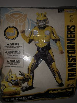 Transformers Bumblebee costume for Sale in Los Angeles, CA