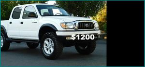 Price$1200 Toyota Tacoma for Sale in Baltimore, MD