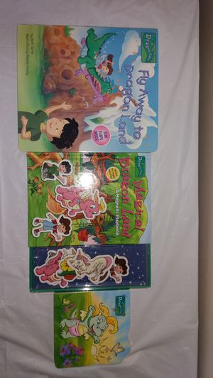 2001 Dragon Tales Book for Sale in Downers Grove, IL