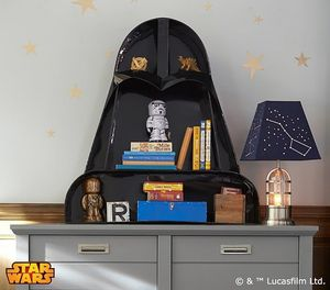 Star Wars Darth Vader Shelf Pottery Barn Discontinued for Sale in Charlotte, NC