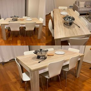7 piece dining table set for Sale in San Francisco, CA