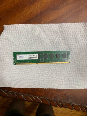 Adatat ddr3 ram 8gb for Sale in New Hartford, NY