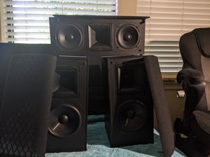 Klipsch Subwoofer and Speaker Sound System for Sale in Phoenix, AZ