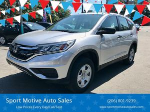 2015 Honda CR-V for Sale in Seattle, WA