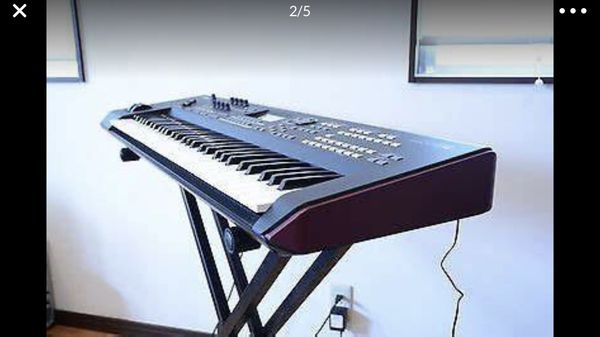 Yamaha MOXF6 Workstation and performance Synthesizer for Sale in Miami  Beach, FL - OfferUp