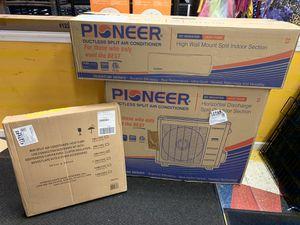 Brand New Quantum Series Pioneer Ductless Split Air Condition System 24,000 btu for Sale in Virginia Beach, VA