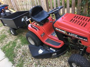 Riding lawn mover for Sale in Long Grove, IL