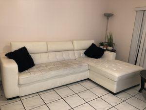 Sofa cama-seccional/ sofa bed seccional for Sale in Pembroke Pines, FL