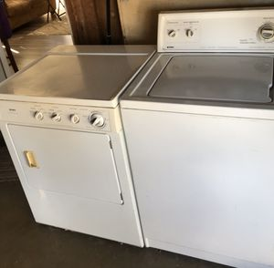 Kenmore washer / dryer for Sale in South El Monte, CA