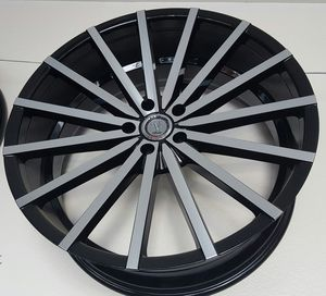 """22"""" DODGE CHALLENGER CHARGER MAGNUM CHRYSLER 300 NEW RIMS AND TIRES for Sale in Fontana, CA"""