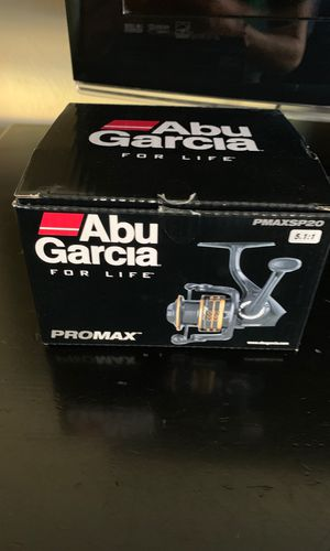 Fishing spinning reel Abu Garcia for Sale in Tucson, AZ
