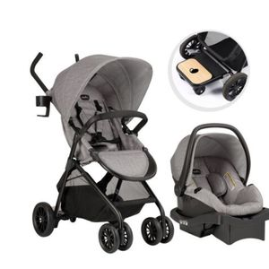 Sibby™ Travel System with LiteMax 35 Infant Car Seat (Mineral Gray) for Sale in Miami, FL