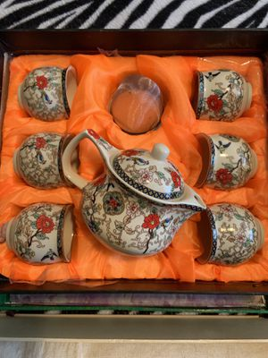 Authentic Chinese Tea Set for Sale in Los Angeles, CA