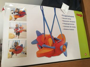 Air Craft Swing! Brand new in a box! Great present! for Sale in Cambridge, MA