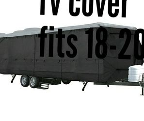 RV COVER FITS CLASS C/TRAVEL TRAILER 18'-20' for Sale in Tacoma,  WA