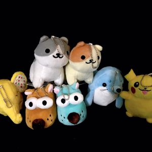 Keychain plush $10 each (scooby-doo) (Poke pikachu)(animal plush) for Sale in Monterey Park, CA