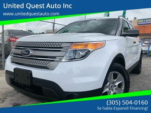 2013 Ford Explorer for Sale in Hialeah, FL