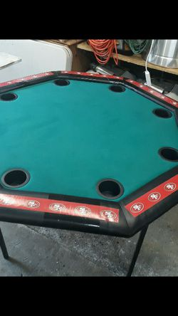 Poker Table for Sale in Puyallup,  WA