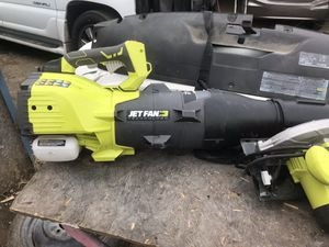 blower and saw for Sale in Laurel, MD