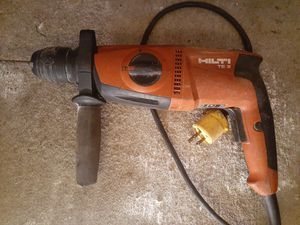 Hammer drill hilti for Sale in Clearwater, FL