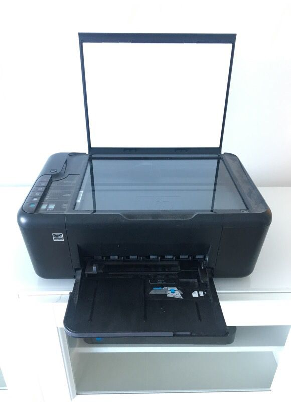 HP printer scanner and copier