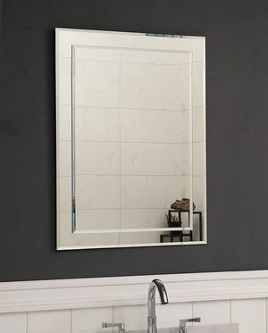 "Large Beveled Wall Vanity Mirror 24""x36"" for Sale in Las Vegas, NV"