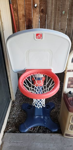 Basketball hoop step up for Sale in Chandler, AZ