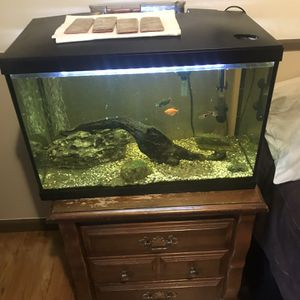 Fish Tank- Not Fish for Sale in Highland Charter Township, MI