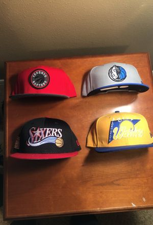 NBA hats all brand new for Sale in The Woodlands, TX